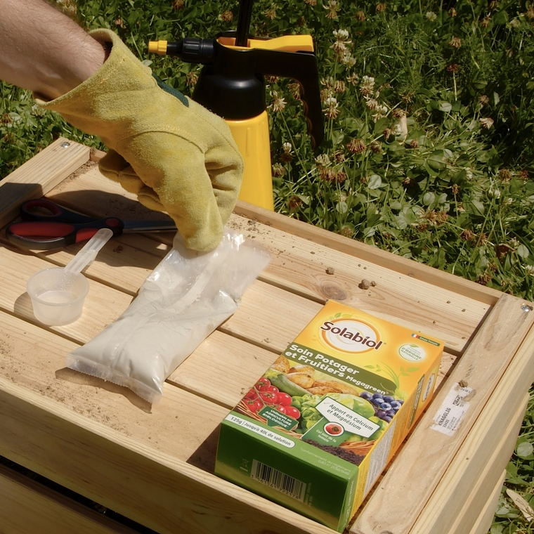 Soin Potager Fruitiers Megagreen® 125 g  183303