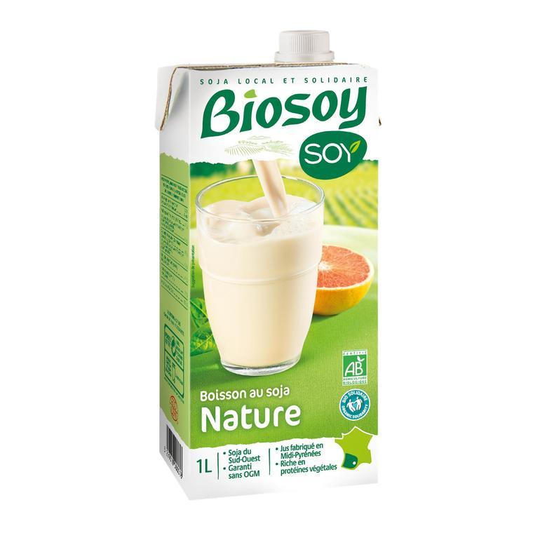 Pack Biosoy nature bio 184558
