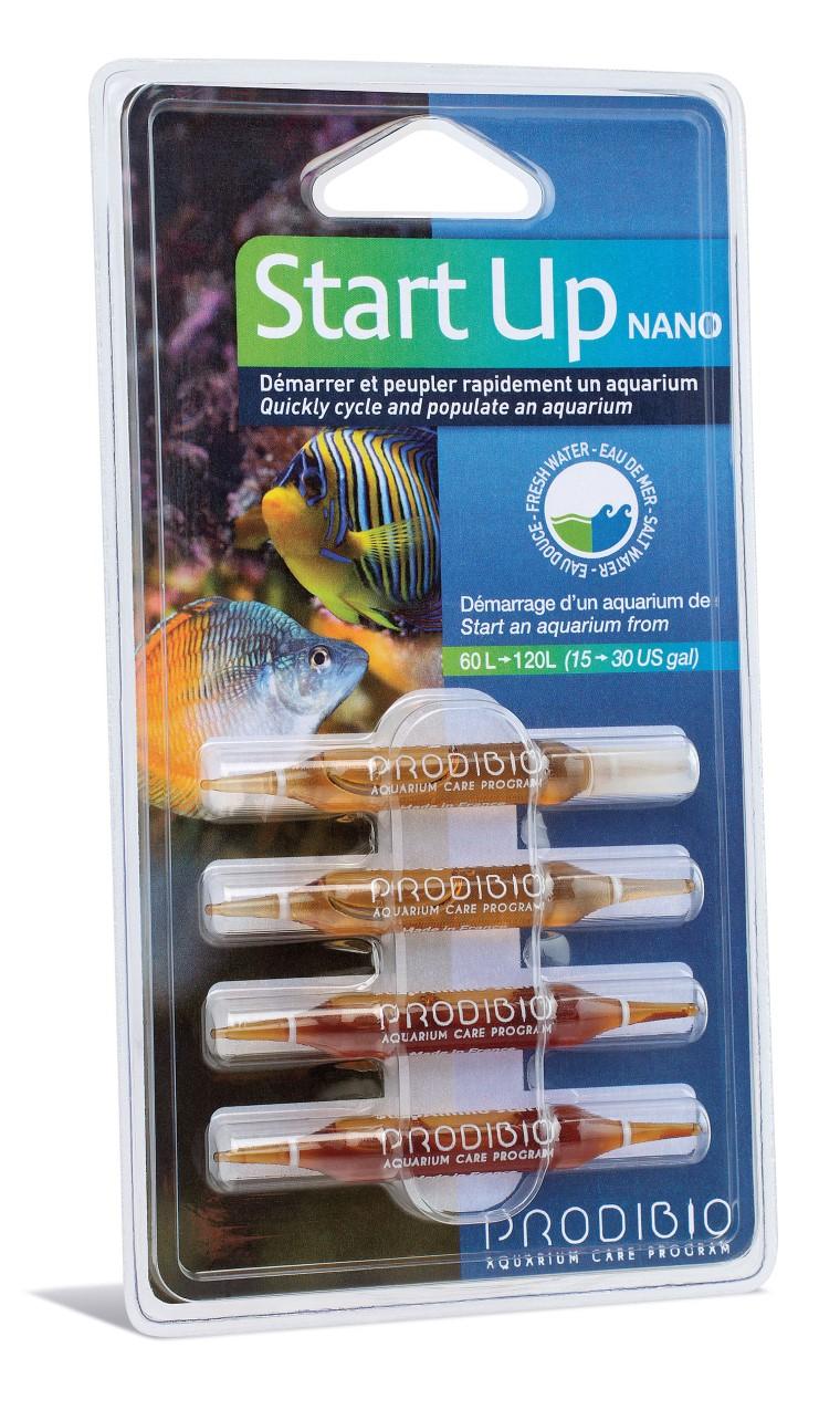 PRODIBIO - Start Up NANO 4 ampoules
