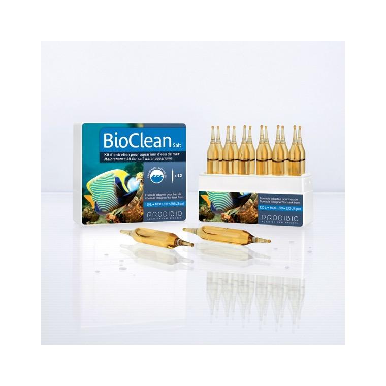 PRODIBIO - BioClean Salt 12 ampoules 187896