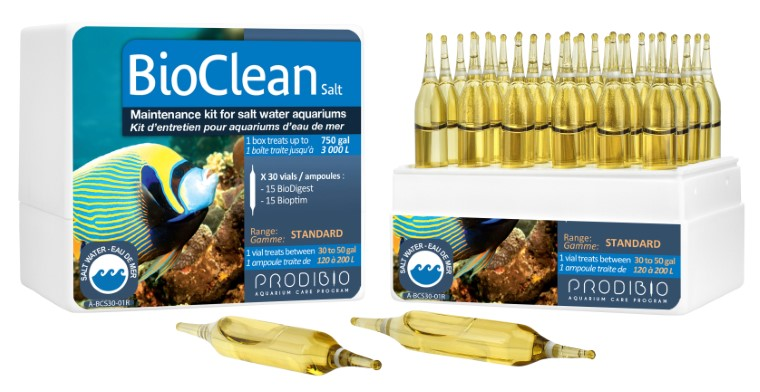 PRODIBIO - BioClean Salt 30 ampoules
