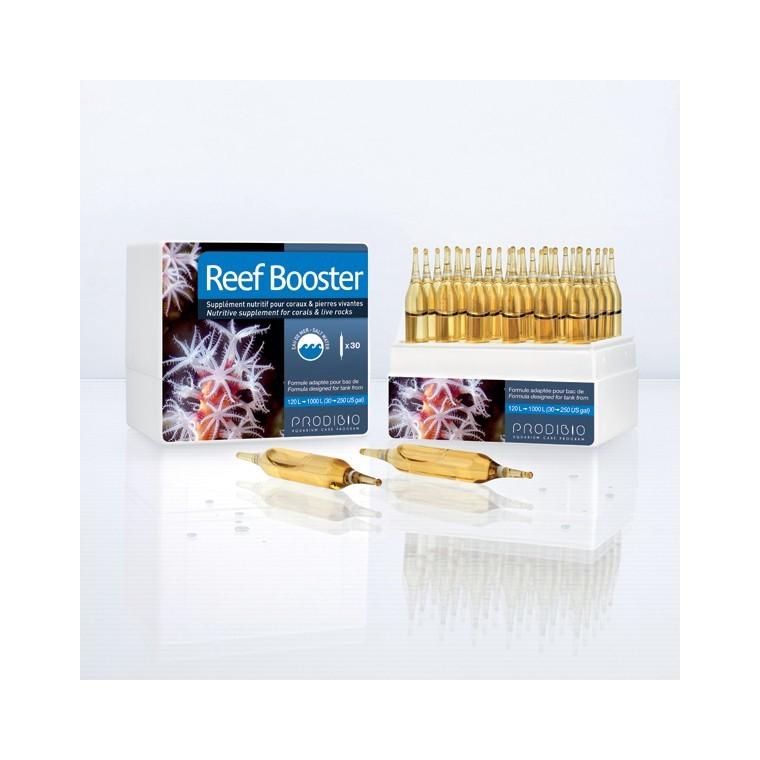 Reef Booster 30 ampoules (de 120 à 1 000 l) 187914