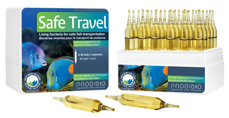 PRODIBIO - Safe Travel 30 ampoules