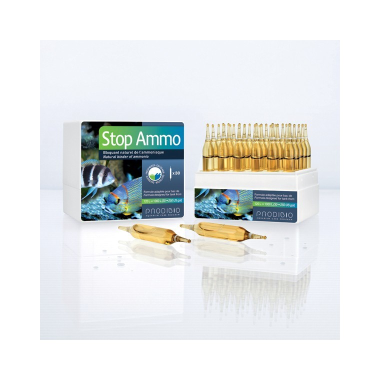 PRODIBIO - Stop Ammo 30 ampoules 187932