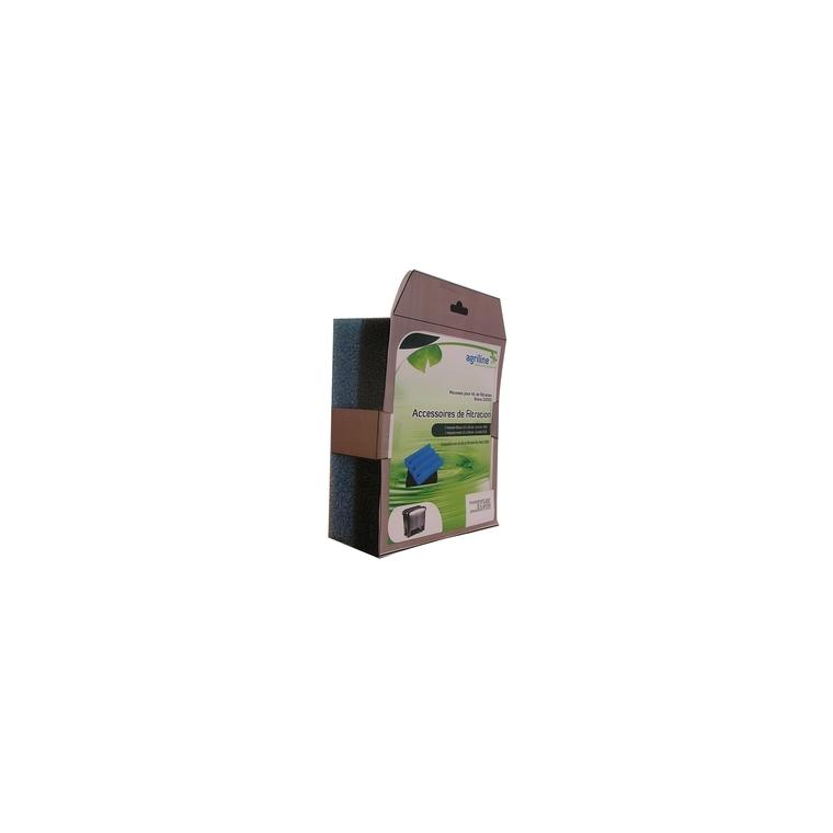 Mousses pour kit de filtration Biona 187982