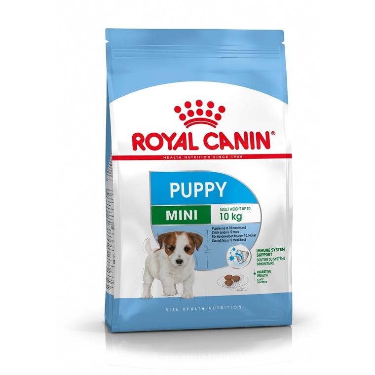 Croquettes Royal Canin Mini Junior 4 kg 189498