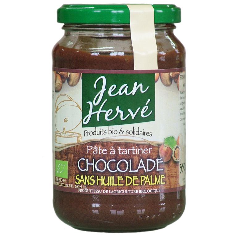 Pâte à tartiner bio Chocolade sans huile de palme - 350 g 190392