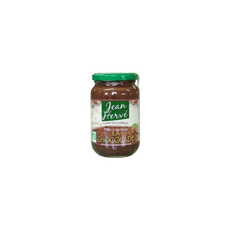 Pâte à tartiner La Chocolade bio sans huile de palme 750 g 190393
