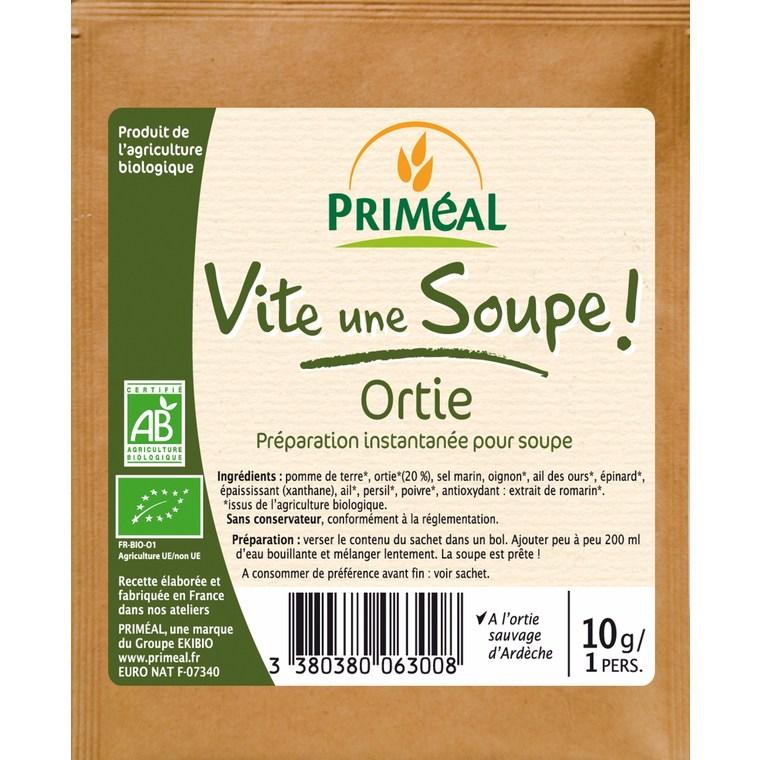 Soupe instantanée à l'ortie 10 g 190564