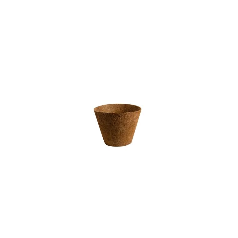 Panier à plantes en coco diam. 25 190618