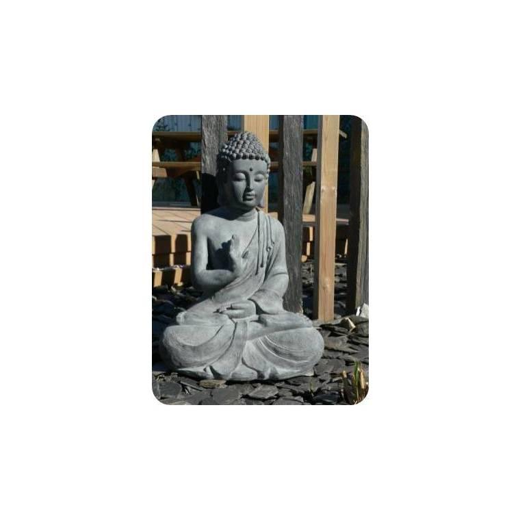 Statue Buddha, 47,5 x 37,5 x 60cm