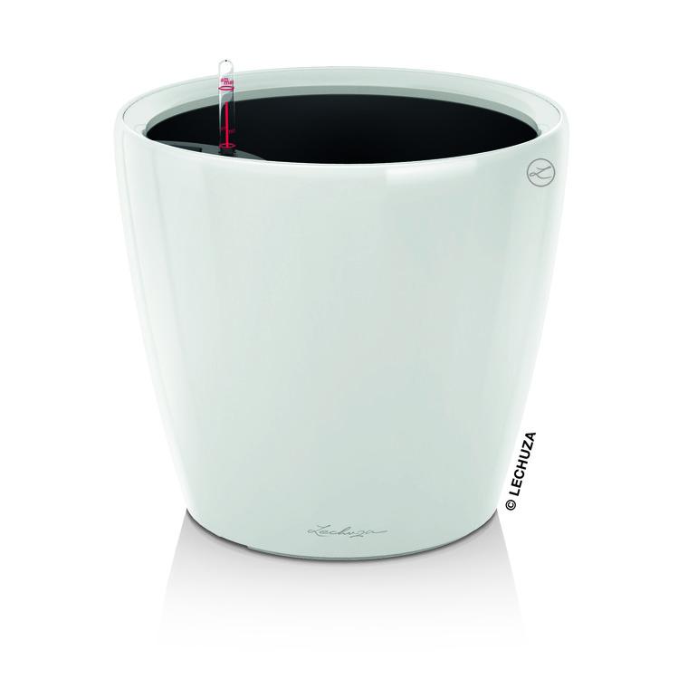 Pot à réserve d'eau Classico Blanc Ø.21 x H.20 cm 197980