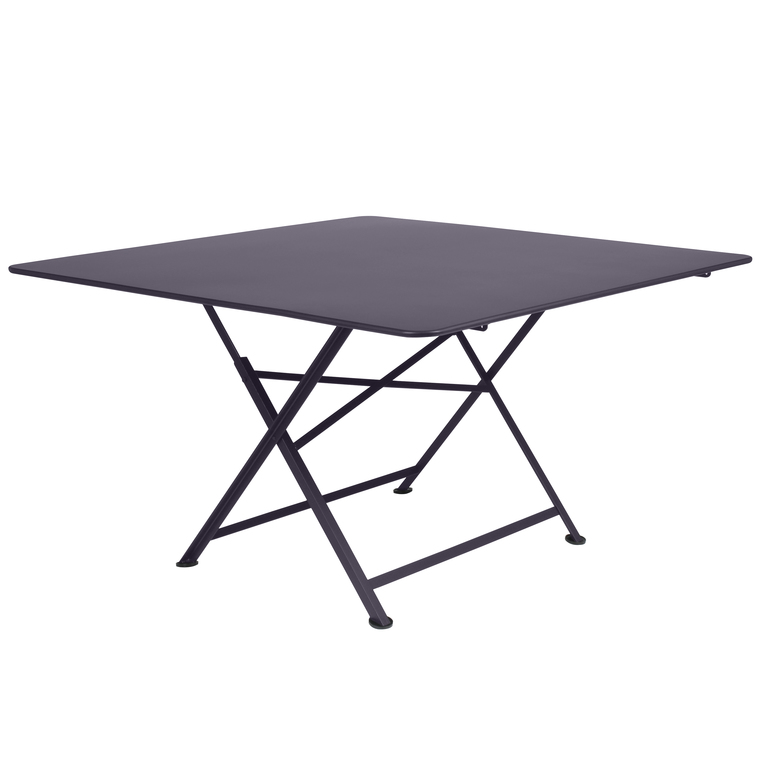 Table pliante - Prune - 4/6 personnes : Tables de jardin FERMOB ...