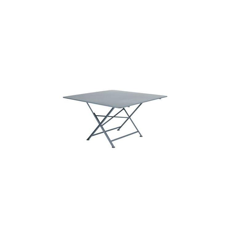 Table pliante - Gris orage - 4/6 personnes : Tables et chaises de ...