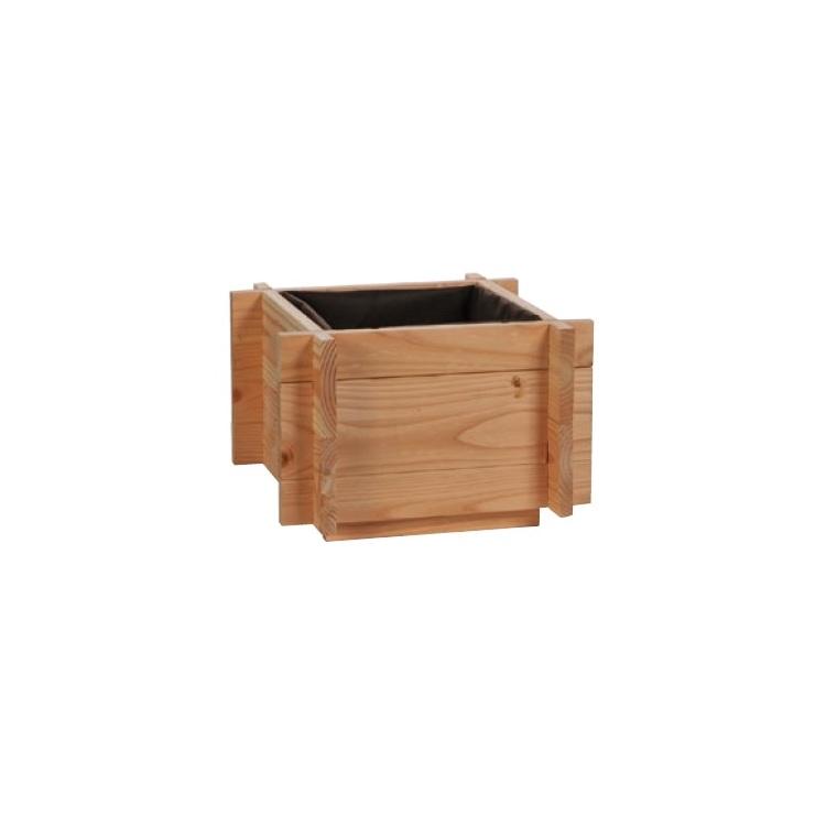 potager carr 40 cm x 40 cm botanic rootcatalog botanic. Black Bedroom Furniture Sets. Home Design Ideas
