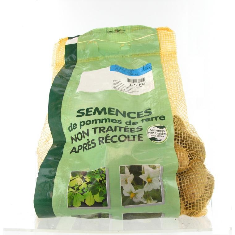pommes de terre samba calibre 25 35 1 5 kg bulbes potagers pommes de terre planteo potager. Black Bedroom Furniture Sets. Home Design Ideas