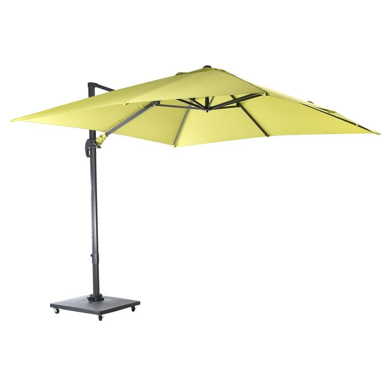 affordable parasol terrasse gifi parasols voiles d. Black Bedroom Furniture Sets. Home Design Ideas