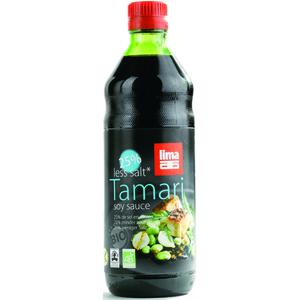 Tamari allégé en sel en bouteille de 1 L 201983