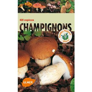 Champignons 192 pages Éditions Eugène ULMER 203693