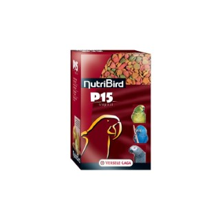 Nutribird P15 Tropical Pellets 1 kg extrudés 204917