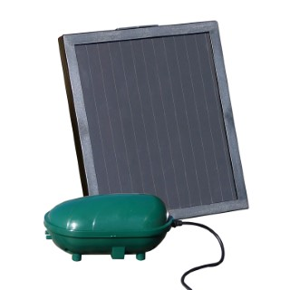 Pompe à air solaire 200 205569
