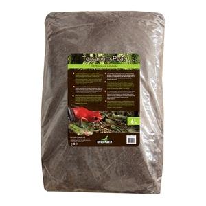 Substrat de sol terrarium peat 6 L 206816