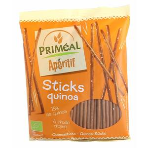 Sticks quinoa. 100 g PRIMEAL 208025