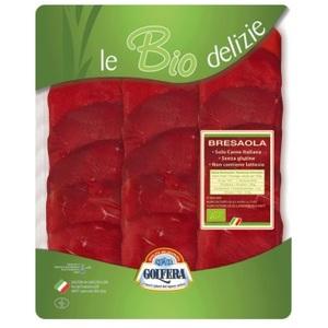 Bresaola de bœuf - 80 gr 208652