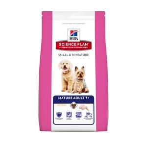 Croquettes canine mature small et miniature 1,5 kg 210138
