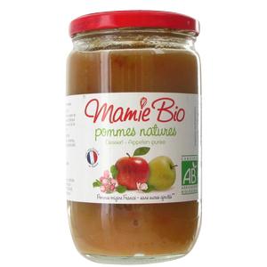 Puree de pomme bio  Mamie bio 680 g 210935