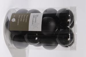 Boîte de 16 Mini-Boules Verre Ø3,5cm 212291
