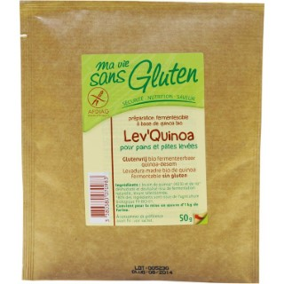 Lev'quinoa - 50 gr 213340