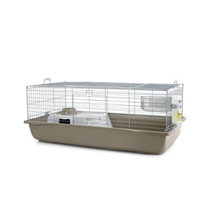 Cage Nero 4 de Luxe Lounge pour lapins et gros rongeurs 118x4,5x47 cmNero 4 de Luxe Lounge 213903