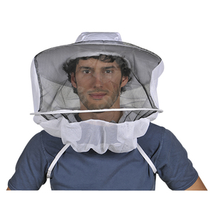 Chapeau + Voile pour apiculture 41x41x1 214768