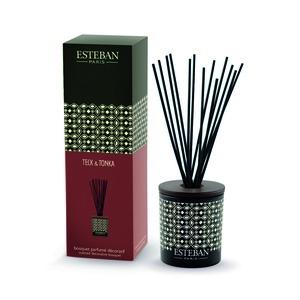 Bouquet Parfum Teck et Tonka rechargeable Esteban - 100 ml 215205