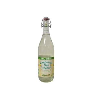 Promo Limonade d'antan bio +33% offert VITAMONT 217360