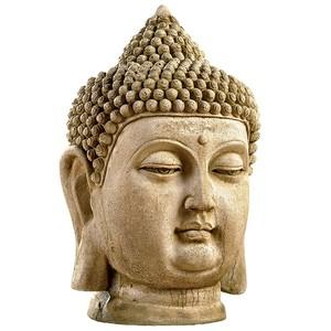 Statue de jardin tête de Bouddha 218488