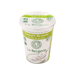 Yaourt de brebis brassé nature - 400 g 218661