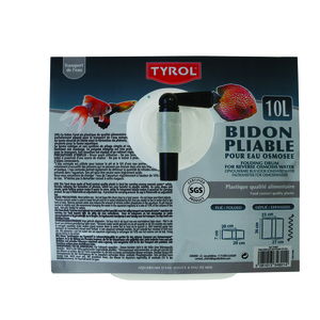Jerrican pliable 10 L 219672