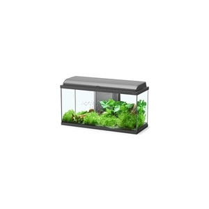 Aquarium Aquadream 80 119L LED Noir 80x30x45 cm 219726