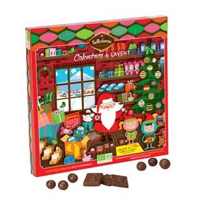 Calendrier de l'Avent chocolats Belledonne 221354