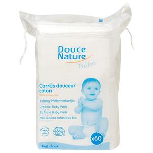 Carrés douceur coton 222037