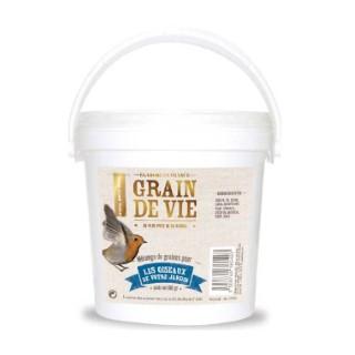 Mélange de graines premium spécial rouge-gorge multicolore de 800 g 222155