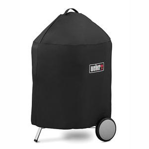 Housse de protection de luxe pour barbecues à charbon WEBER D 57 cm 222691