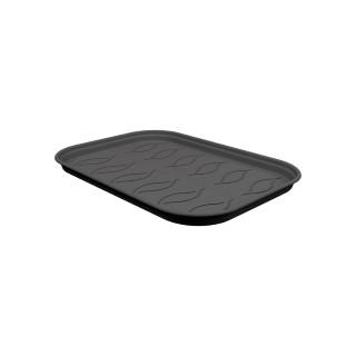 Soucoupe noire taille M pour plateau de culture 25,6 x 35,7 cm 226284