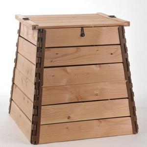 composteur bois compostage et recyclage des d chets verts autres marques potager botanic. Black Bedroom Furniture Sets. Home Design Ideas