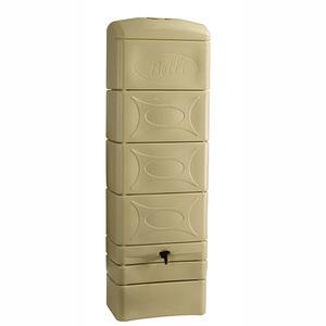 Récupérateur à eau Déco 300 L beige 227657