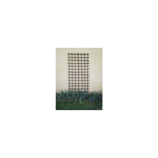 Treillis en osier épais rectangle 150x60 cm 229962