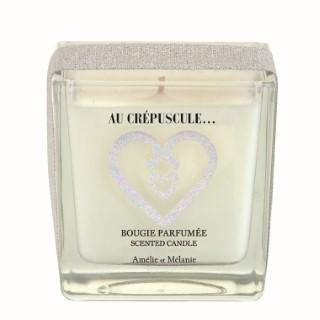 Bougie carrée parfumée Magie d'un Instant - 200 gr 230236