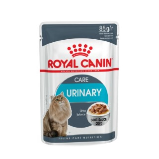 Urinary Care Aliment pour chat avec problème urinaire en sachet 85 g 230545